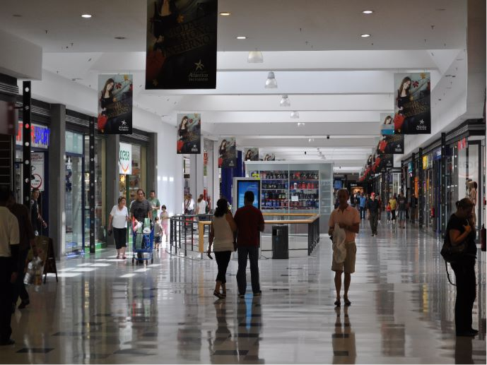Shopping C.C. Atlantico 2
